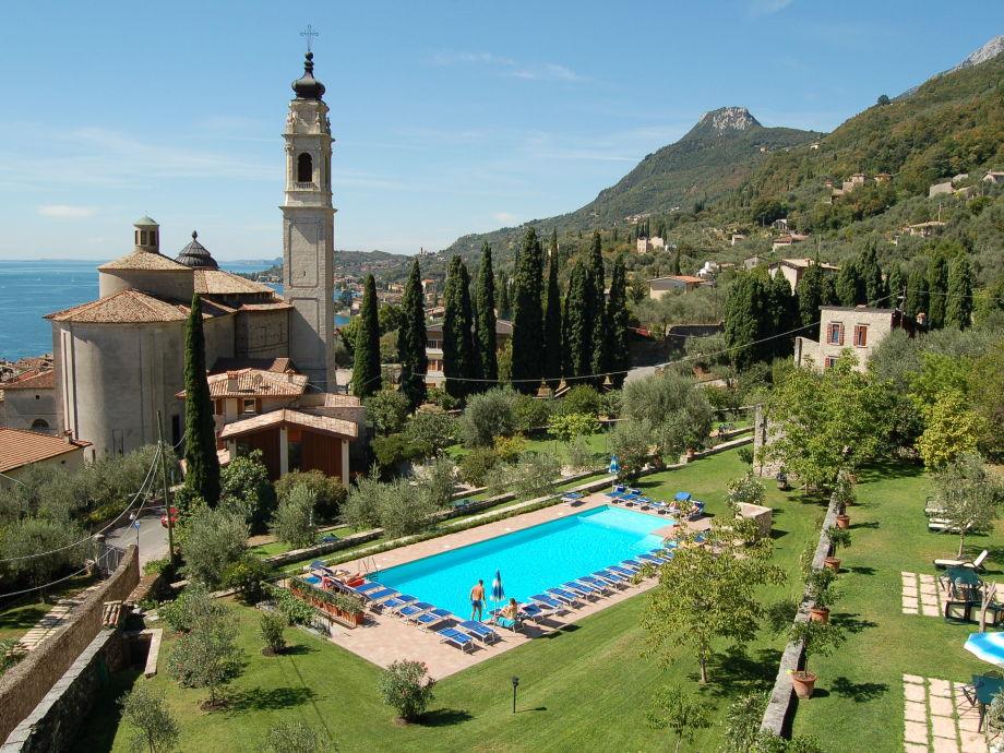 Garten und Schwimmbad
