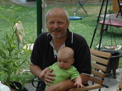Ihr Gastgeber Gerd Neu
