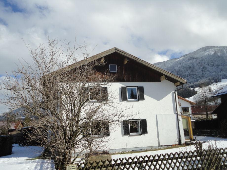 Winter Haus Bischoff