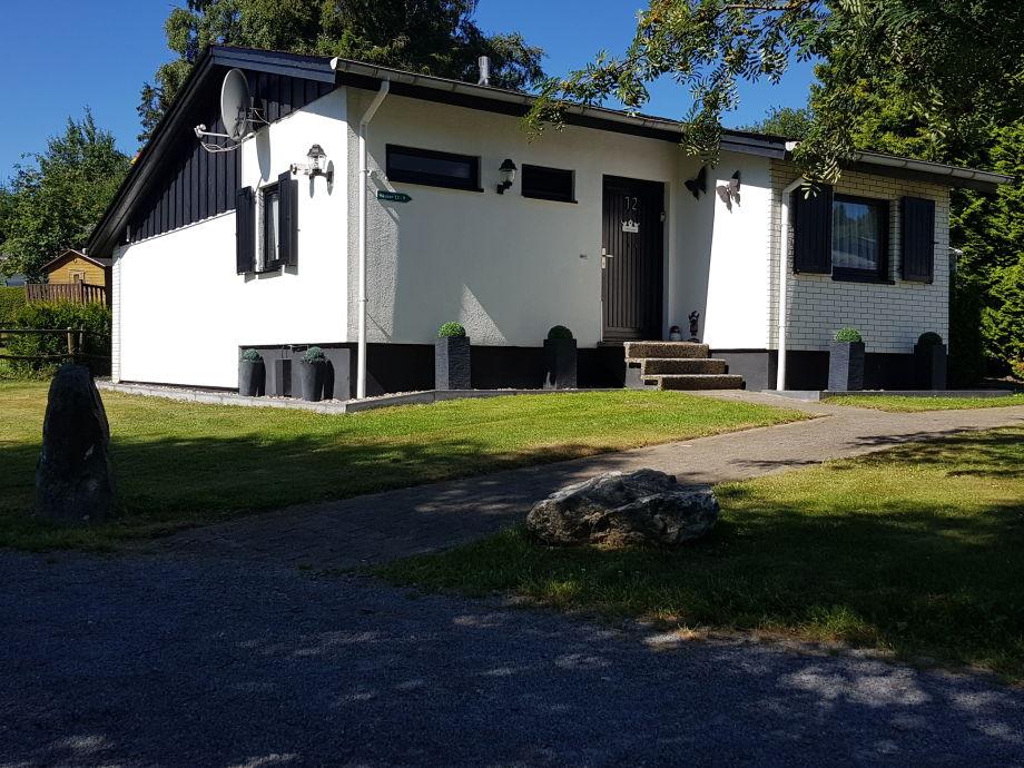 Außenaufnahme Luxury 6 person Apartment in Willingen/Usseln
