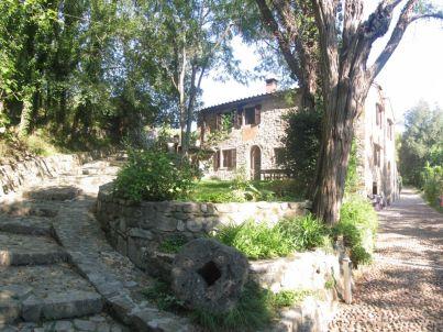 Ehemalige Wassermühle Le Ferriere