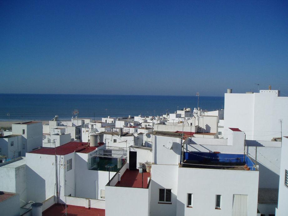 Casa Anik Conil (mit blauer Terrasse)
