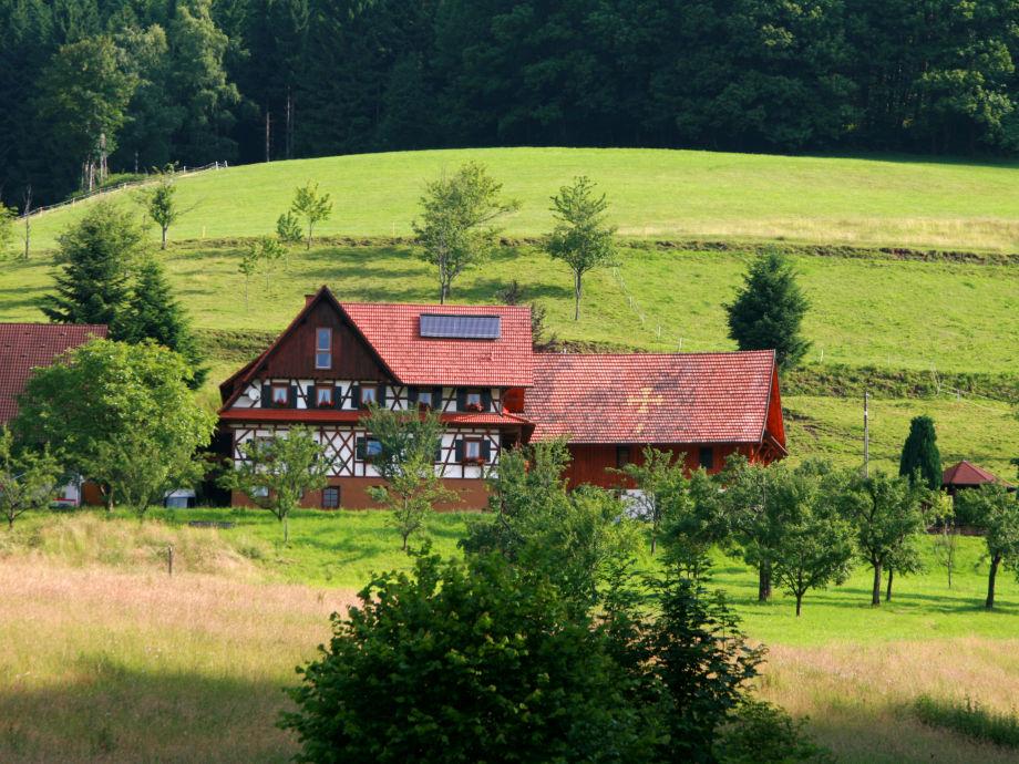 Kasimirhof in schöner Lage