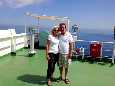 Ihr Gastgeber Gerhard und Gitta Elsing