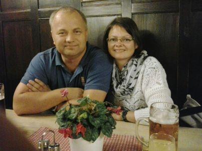Ihr Gastgeber Martin und Regina Schuppert