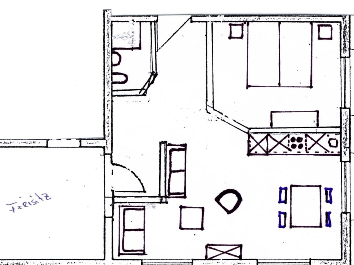Holiday apartment im oberdorf achern black forest for Basement apartment floor plans