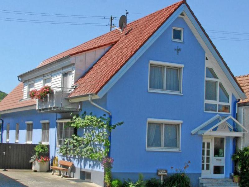 gr. Ferienwohnung im Gästehaus und Winzerhof Domke