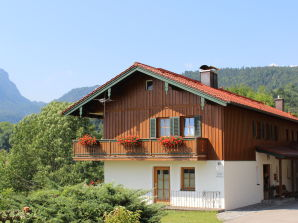 Ferienwohnung Hochstaufen - Landhaus Leitner