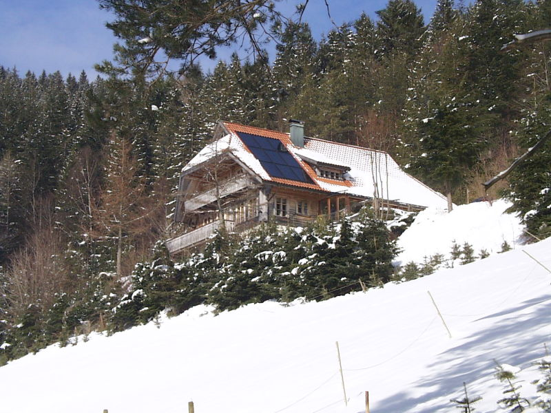Ferienwohnung Forsthaus Holzapfel in Baiersbronn