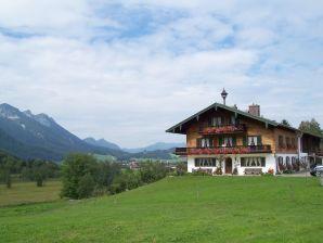 Ferienwohnung auf dem Bauernhof Buchschlöglhof