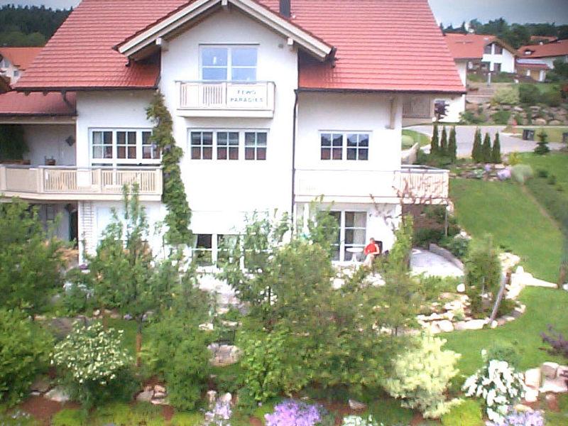 Ferienwohnung Panorama im Haus Paradies