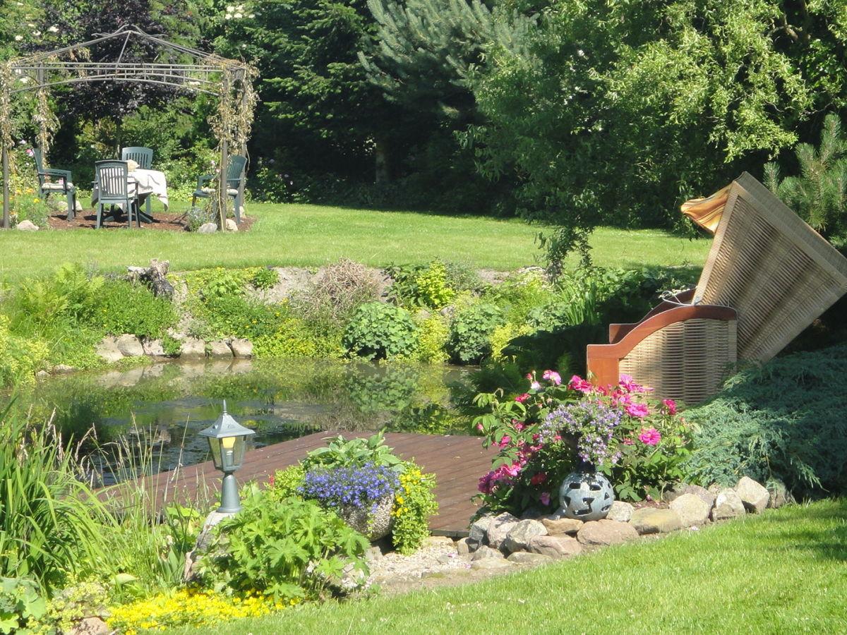 Ferienwohnung im garten der sinne zwischen schlei und - Garten der sinne merzig ...