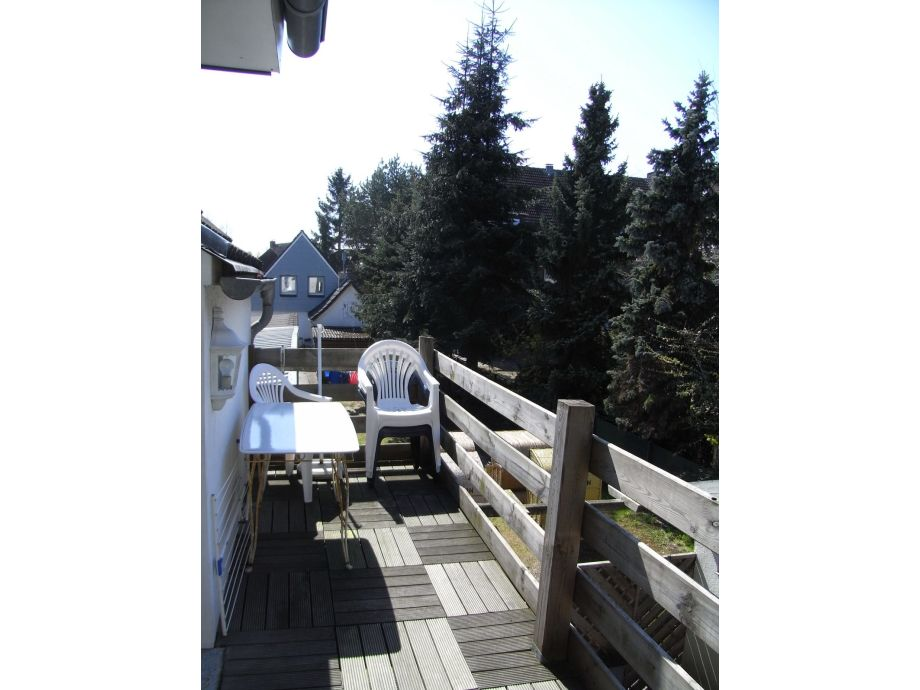 Apartment GOR 52 f mit Balkon