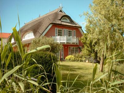 1 im EG mit Gartenterrasse im Landhaus Seerose