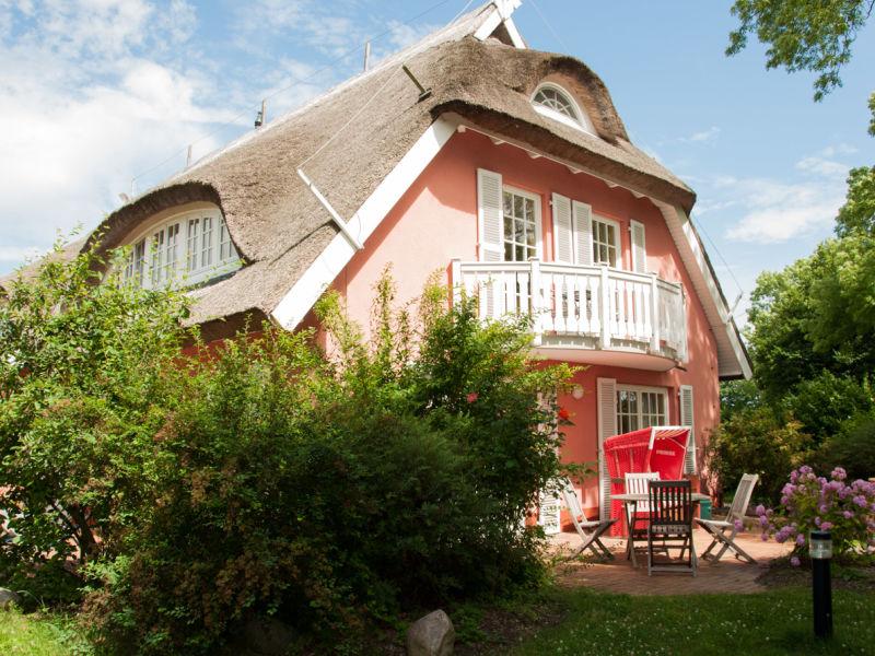 Ferienwohnung 1 im EG mit Gartenterrasse im Landhaus Seerose