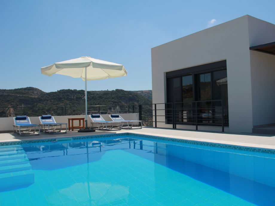 Privatpool Villa Finikounda