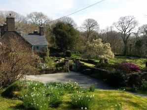 Gutshof Carregfelen in Snowdonia