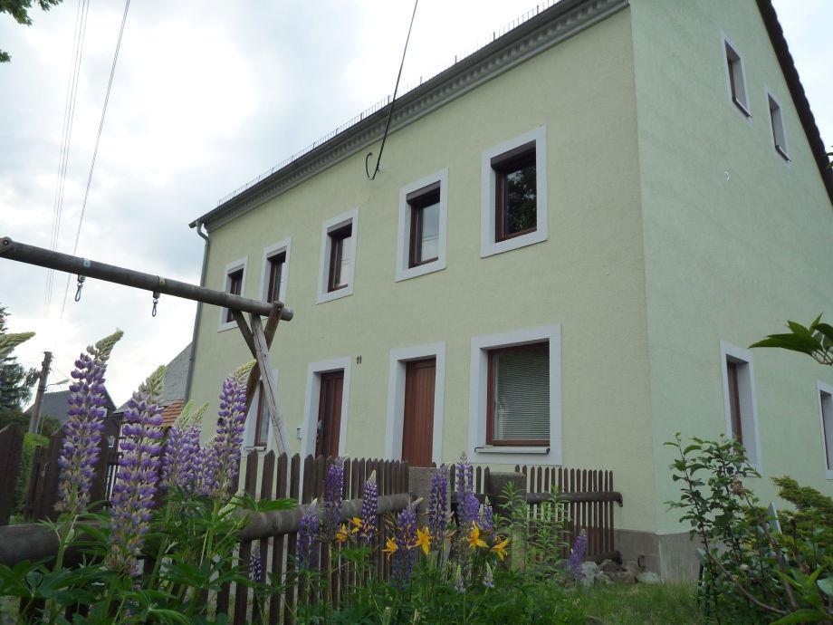 Außenansicht guesthouse-Elbsandstein