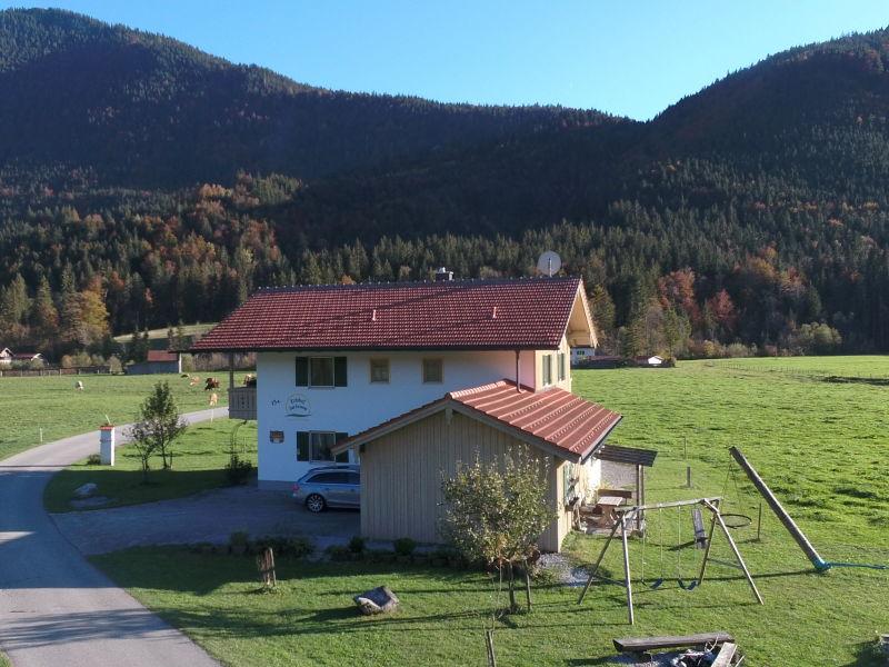 Ferienwohnung Erbhof Jachenau