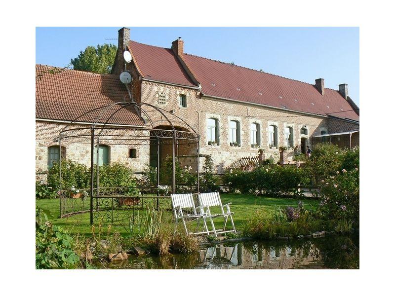 Ferienwohnung Gîte du Jardinier