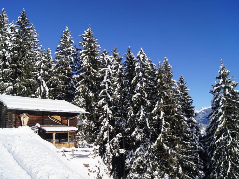 ..... Alm-Chalet Prantlhütte ....