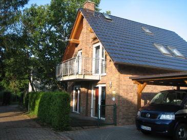 Ferienhaus Zur Seetreppe 7 am Fleesensee
