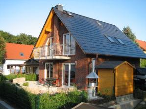 Ferienhaus Großklaus-Mittelweg 10 am Fleesensee