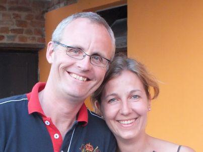 Ihr Gastgeber Sandra und Marc Tissot-Middel