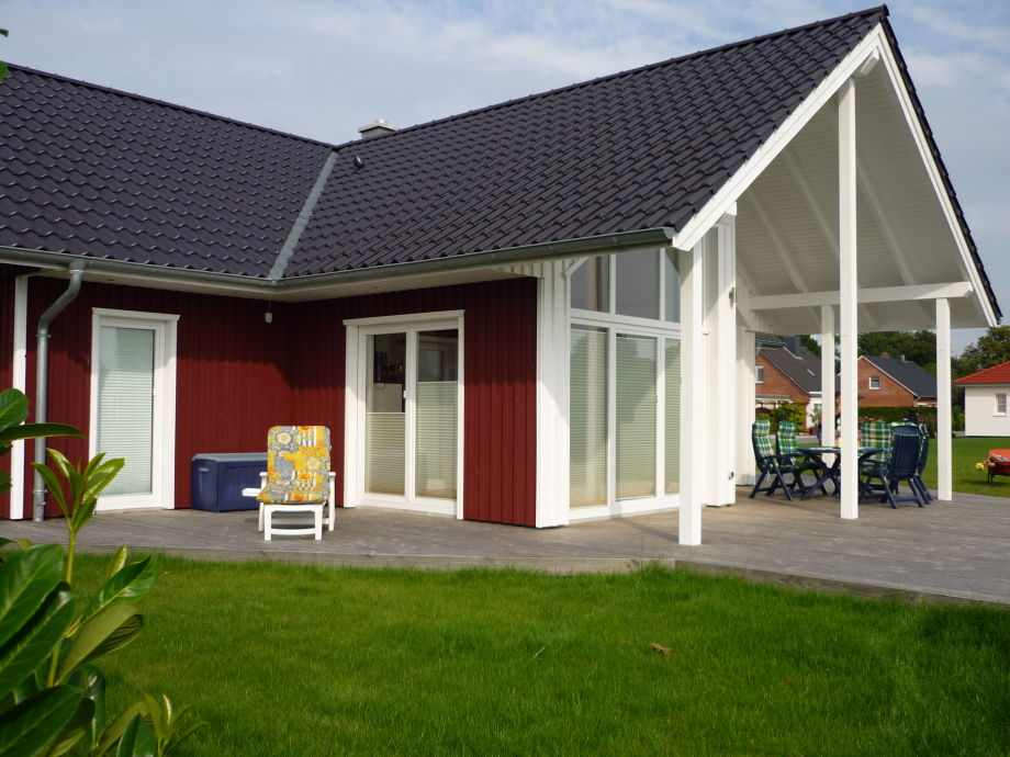 Das Ferienhaus Sturmeck