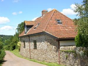 Landhaus Garten  auf dem Twistgates Anwesen