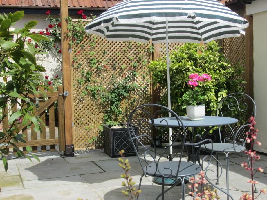 Außenaufnahme Garten  auf dem Twistgates Anwesen