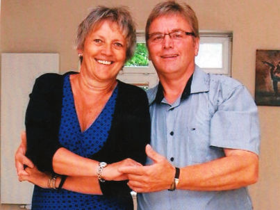 Ihr Gastgeber Rose-Marie und Holger Balow