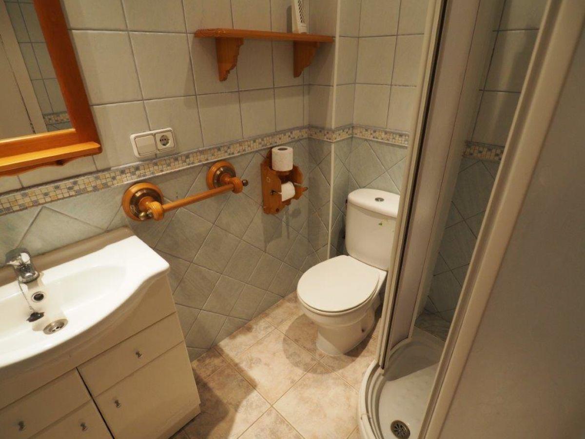Ferienwohnung mar i cel colonia de sant jordi es trenc for Badezimmer mit dusche