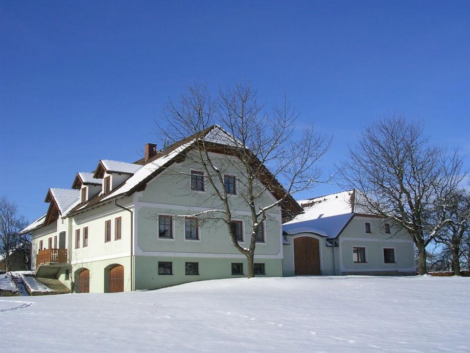Biohof Süd-Ost Ansicht
