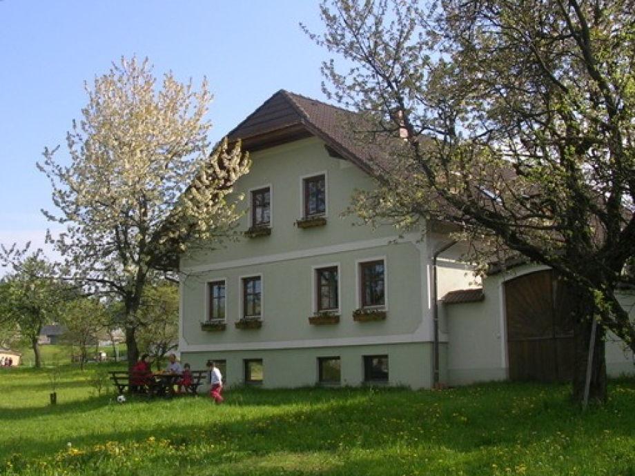 Biohof Ost-Ansicht Sommer