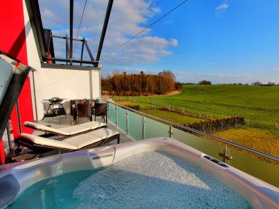 Villa Grande Relax (WE 4) Luxus-OG-Ferienwohnung