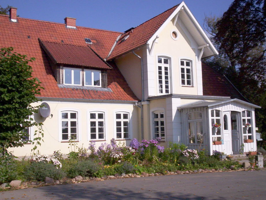 Ferienwohnung im Gutshaus Schependorf