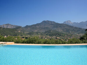 Finca with private pool in secluded location in Soller ID 2260