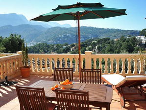Holiday apartment with sea view in Port Soller ID 1053