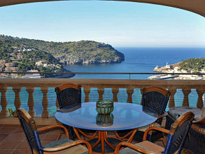 Holiday apartment with sea view in Port Soller ID 1070