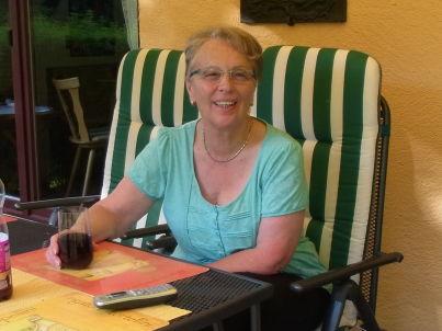Ihr Gastgeber Maria Brenzinger