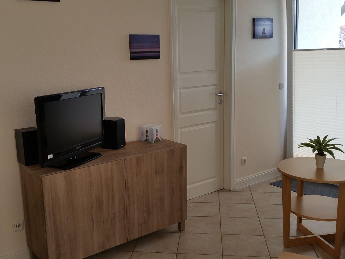 Ferienwohnung in der appartmentresidenz am meer scharbeutz fa hegger ferienwelt team - Fernseher wohnzimmer ...