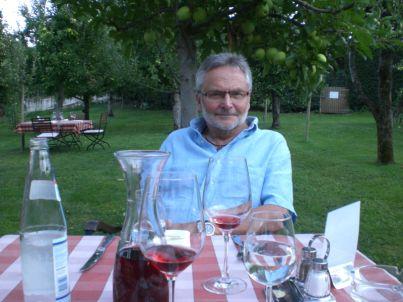 Ihr Gastgeber Karl-Ludwig Baust