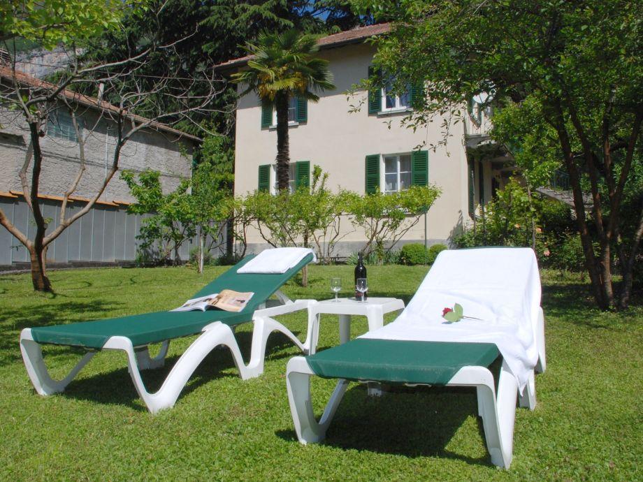 Ferienwohnung Casa Olimpia