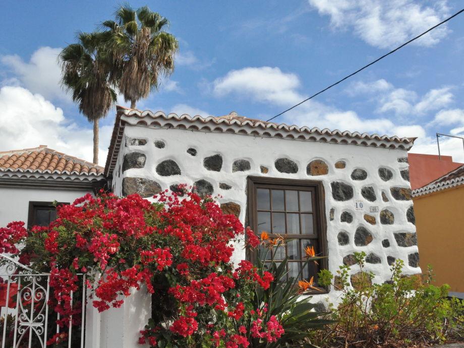 Casa Blanca -Haus im kanarischen Stil bei Los LLanos