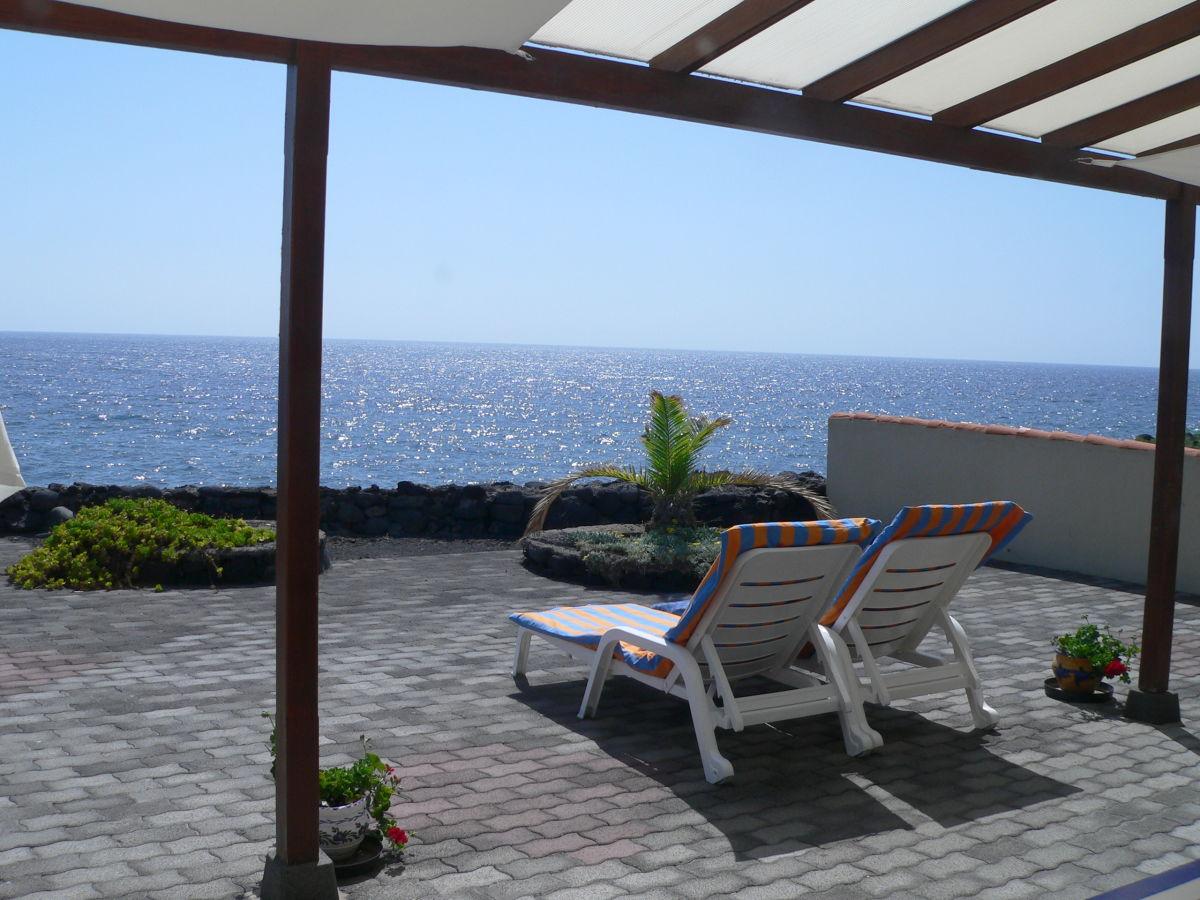 ferienhaus casa mar y sol am meer westseite el remo guenther liebetruth. Black Bedroom Furniture Sets. Home Design Ideas