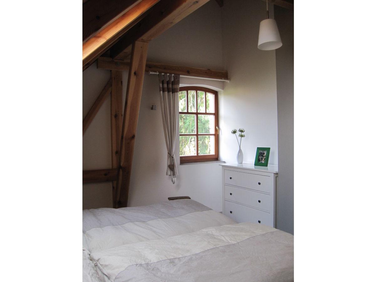 Ferienhaus auf dem hof lechner neuhausen an der spree for Doppelbett kleines zimmer