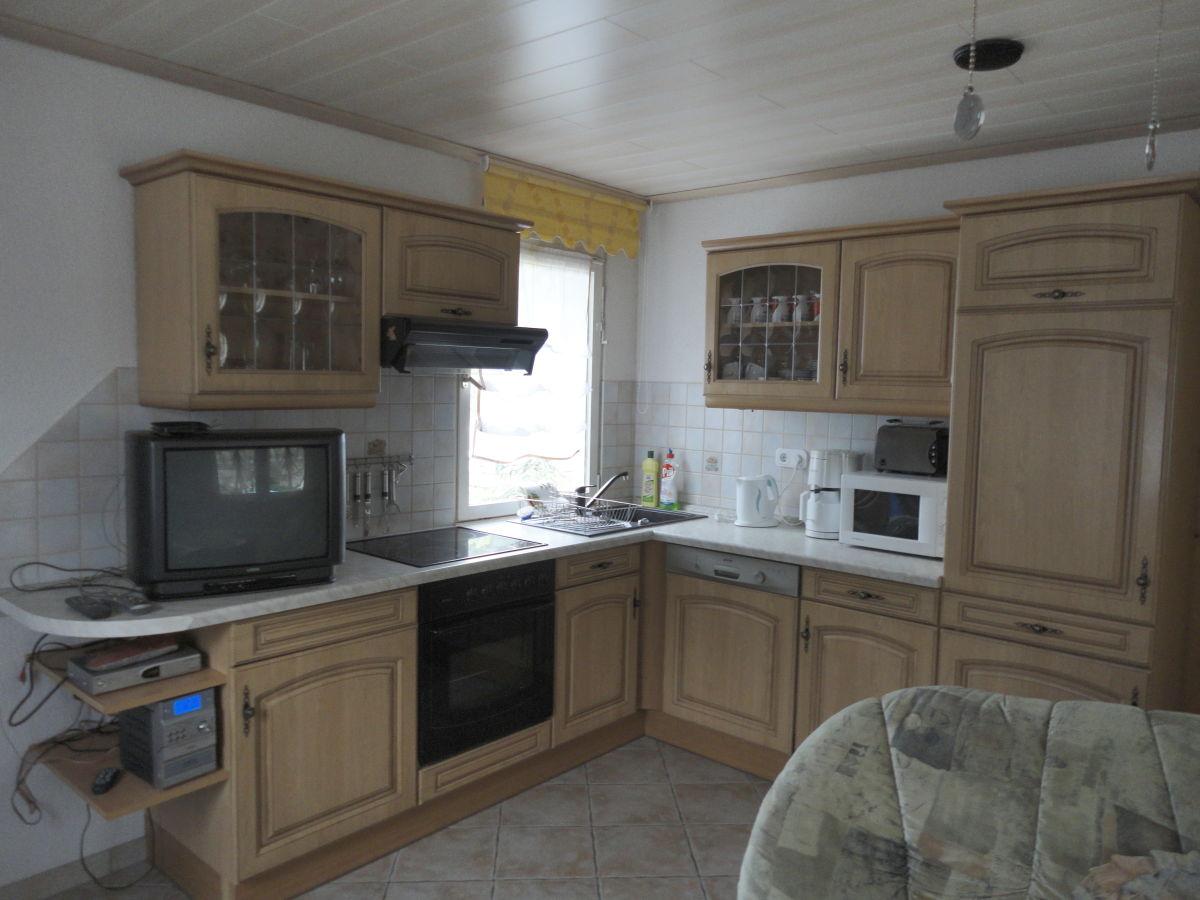 Küchenzeile Im Wohnraum ~ ferienhaus golinski, spreewald nähe tropical island herr