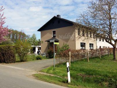 Kornkammer auf dem Waldhof