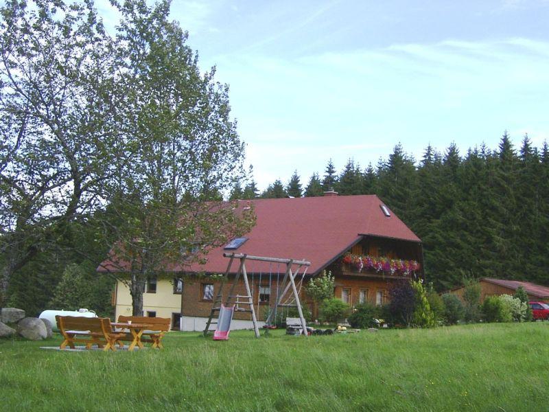 Holiday apartment Reiner in Schonach im Schwarzwald